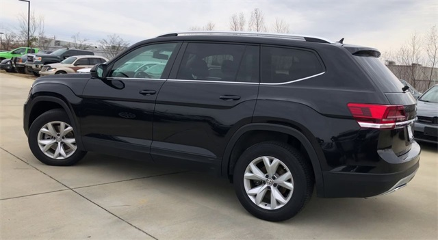 Certified Pre-Owned 2019 Volkswagen Atlas 2.0T S