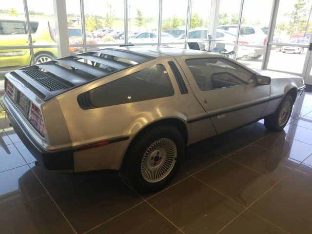 Pre-Owned 1981 DeLorean