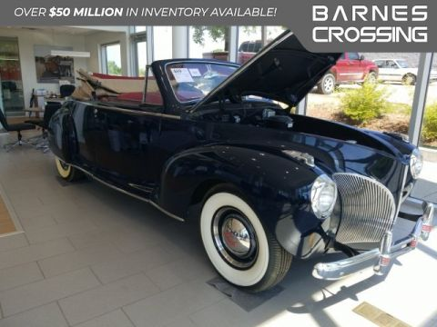 Pre-Owned 1941 Lincoln Zephyr