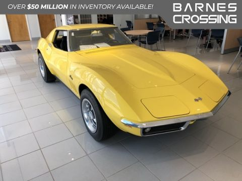 Pre-Owned 1969 Chevrolet Corvette stingray