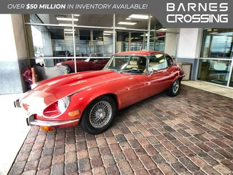 Pre-Owned 1971 Jaguar E-TYPE
